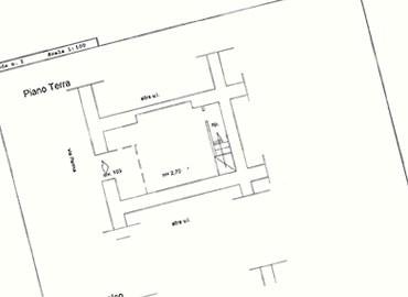 Planimetria Catastale Azienda