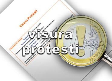 VIsura protesti azienda